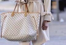 LV BAG OUTFIT