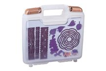 CRAFT STORAGE / Keep your crafty bits and pieces in order with our storage boxes, bags and more. A place for everything, and everything in its place.