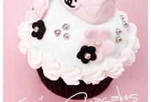 Cupcakes / De allerheerlijkste, mooiste en creatieve cupcakes