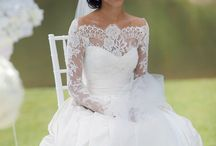 western wedding dresses