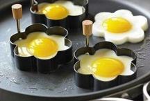 Fried Egg Frenzy / #kids #eggs #food
