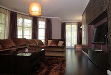 Apartament Purpurowy Sen