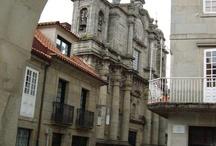 Galicia on stone