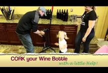 Great Wine in ACTION! / Fun Videos made at YOUR OWN WINERY!