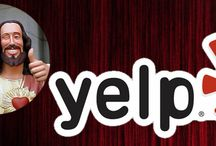 Yelp Marketing Tips, Tricks, & Secrets / Your complete guide to Yelp and Yelp Marketing tips and more.