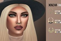 The sims 4- accesories