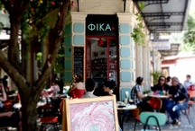 Fika / Drama is a small Northern Greece city which you probably not yet know that you love because you're not a local. Well, I am and I'll prove you that deserves a weekend's stay to amaze you! This is one of these spots! http://www.urbanhypsteria.com/fika/