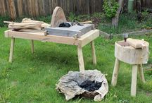Blacksmithing / Inspiration, ideas and techniques for blacksmithing projects.