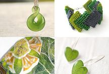 beautiful handmade, beading jewelry, free patterns and other cute things / Enjoy;) / by Better-Art Magia Koralików