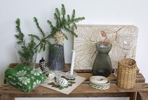 Holiday Inspiration  / Get in the holiday spirit with inspiration from our vendors and lots more!
