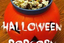 Halloween / Fun ideas to make Halloween the most fun...mostly fun treat ideas. / by Sarah Kostusiak