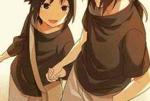 Itachi-Sasuke fanart