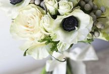 Wedding Bouquets-White / Wedding ideas