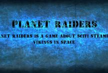 Planet Raiders / Planet Raiders is our upcoming game. Follow the development here. :)