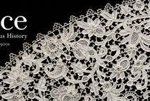 Lace: A Sumptuous History (1600s–1900s)