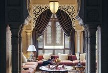 Oriental Interior Ideas