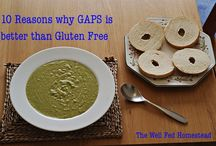 Let's heal that gut! / by Megan K.
