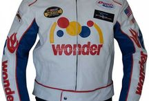 Ricky Bobby Talladega Nights Wonder White Jacket / Ricky Bobby Talladega Nights Wonder White Jacket is available at Slimfitjackets.co.uk at a discounted price with free shipping across UK, USA, Canada and Europe. For more visit: https://goo.gl/rkN4Sr