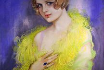 Pin-Up Art by CHRISTY, Frederick Earl / 1883 - 1961