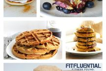 Healthy Breakfast Recipes / by FitFluential