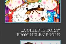 "05.03.0020 ""A Child is born"" from Helen Poole"