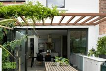Great Patios & Terraces & Balconies / See the Most beautiful Patios, Terraces and Balconies