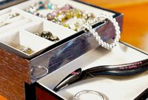 Fairy Fastener™ / Our award winning jewelry fasteners in action! Bracelet Fairy Fastener & Necklace Fairy Fastener making your life easier ~ time to sparkle!