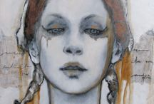femmes tableaux
