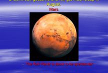 MARS CLOSE TO EARTH