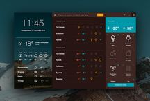 UI & UX / User interface