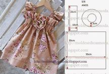 dress kids pattern