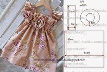 dress kids pattern