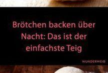 Rezepte Brot/Brötchen