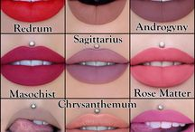 liquid lipstick wishlist