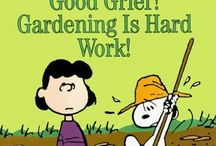 Gardening for Little Kids / Picture books about vegetable or flower gardening