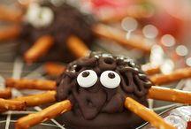 Spiders, Bats, Pumpkins, OH MY-October Activities / by Lauren Wooten