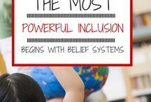 Inclusion in School / Inclusion.
