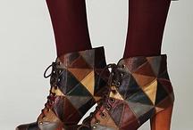 Shoes. Love. Shoes. / Shoes. Fabulous shoes.