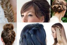 Hairmakeupnailsclothes / by Kristen Powell