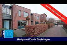 VERKOCHT! Huis te koop Raaigras 6 Zwolle