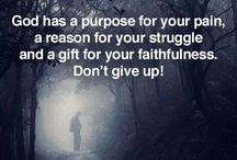 .....because i love God...