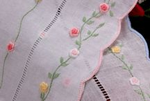 ☽ Ricami - Embroidery