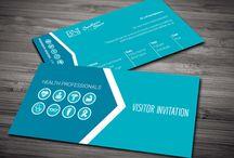 cartão de visita