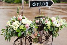 priestorové svadobné dekorácie  :)
