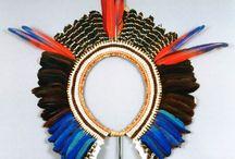 arte indigena e brasileira