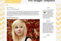 Blogger / by Arika Clark