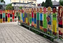 Kindergarden patio