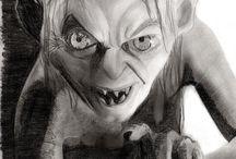 Mis Dibujos / Ilustraciones Dibujadas por Mí