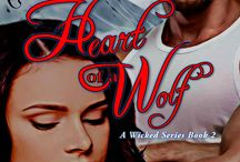 Heart of a Wolf - A Wicked Series - Book 2 / It's a whole new world for the supernatural community. Their existence has been thrust into the spotlight and not everyone is thrilled.  https://www.amazon.com/dp/B079WQKYQ5