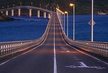 Puentes y Carreteras / by Saúl Jiménez